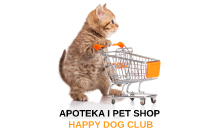 APOTEKA I PET SHOP HAPPY DOG CLUB