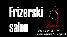 BEAUTY CENTAR DUDA 2 - FRIZERSKI SALON
