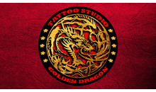 GOLDEN DRAGON TATTOO
