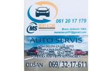 MS RENT A CAR AND AUTO SERVIS