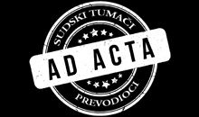 AD ACTA TRANSLATIONS