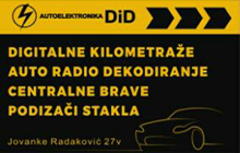 AUTOELEKTRONIKA DID