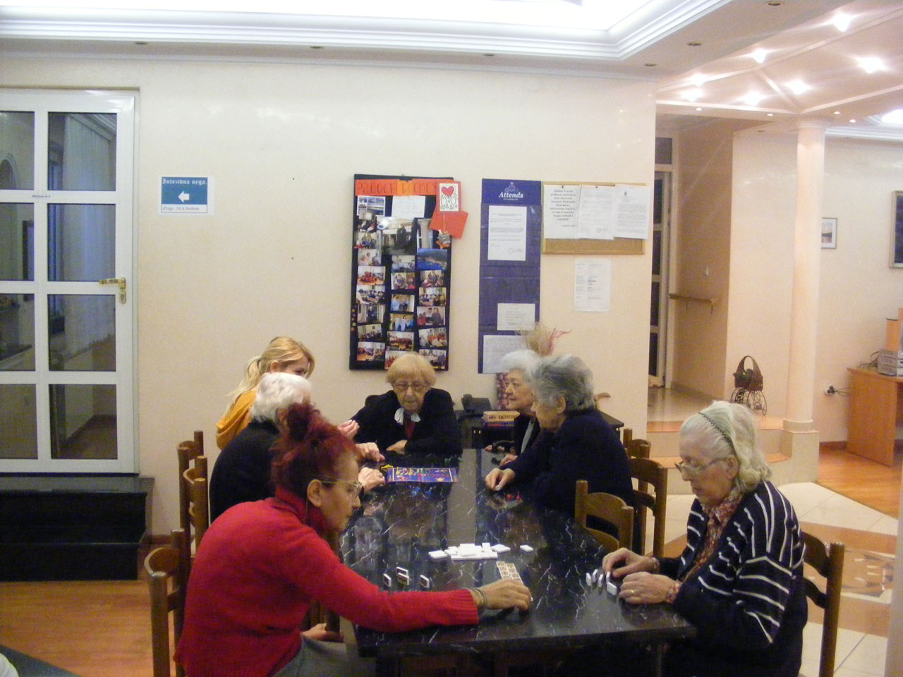 ADULT CARE HOME MOJA OAZA Homes and care for the elderly Beograd