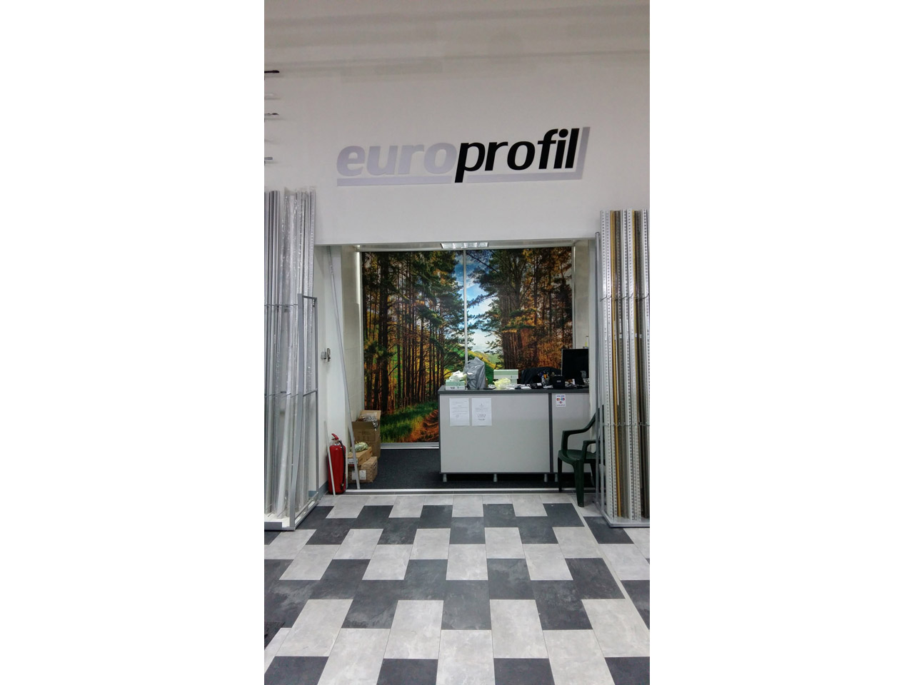 EURO - PROFIL D.O.O. Interior decoration Beograd