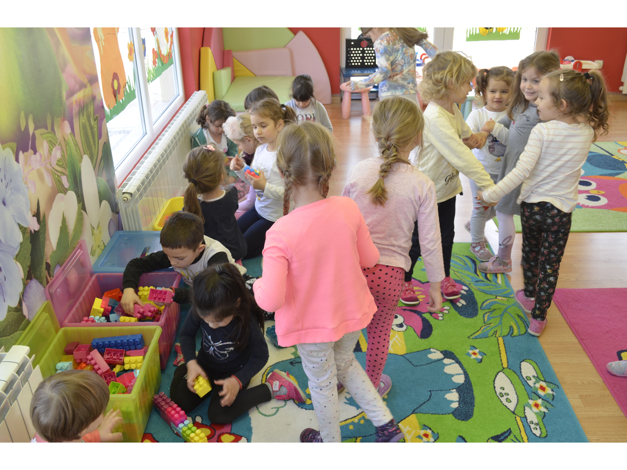PRESCHOOL INSTITUTION ZVONCICA Kindergartens Beograd