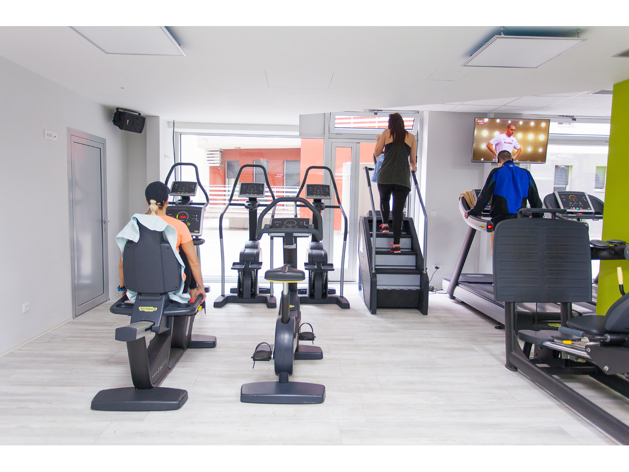 ATHLETIC'S GYM Teretane, fitness Beograd