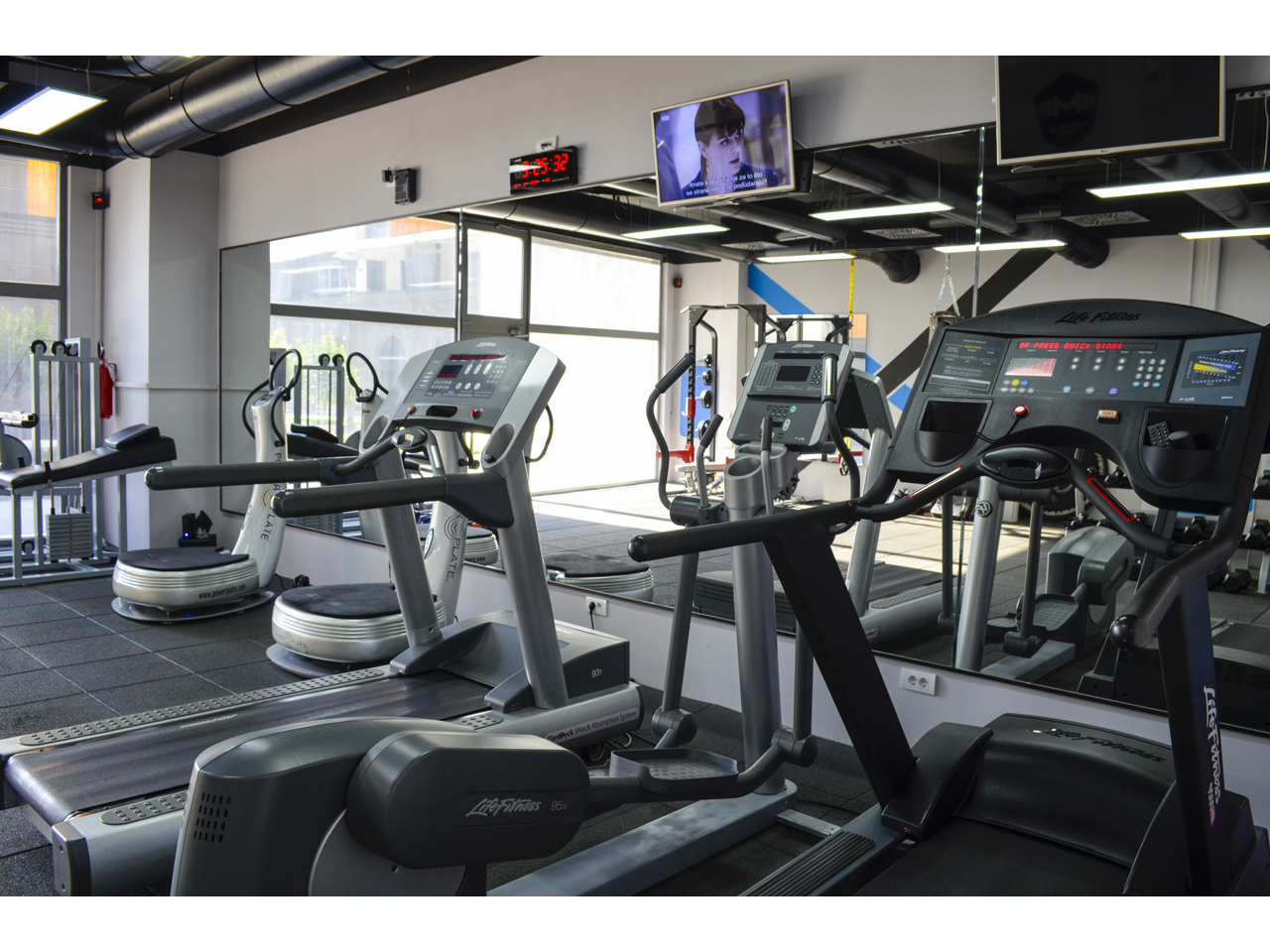 MAXIMUS FITNESS Gyms, fitness Beograd
