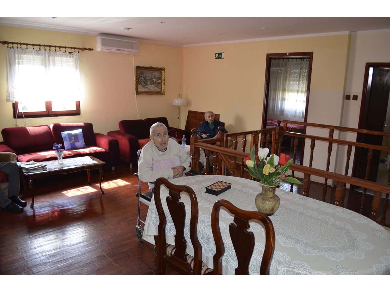 DOM ZA STARA LICA KRUNA Homes and care for the elderly Beograd