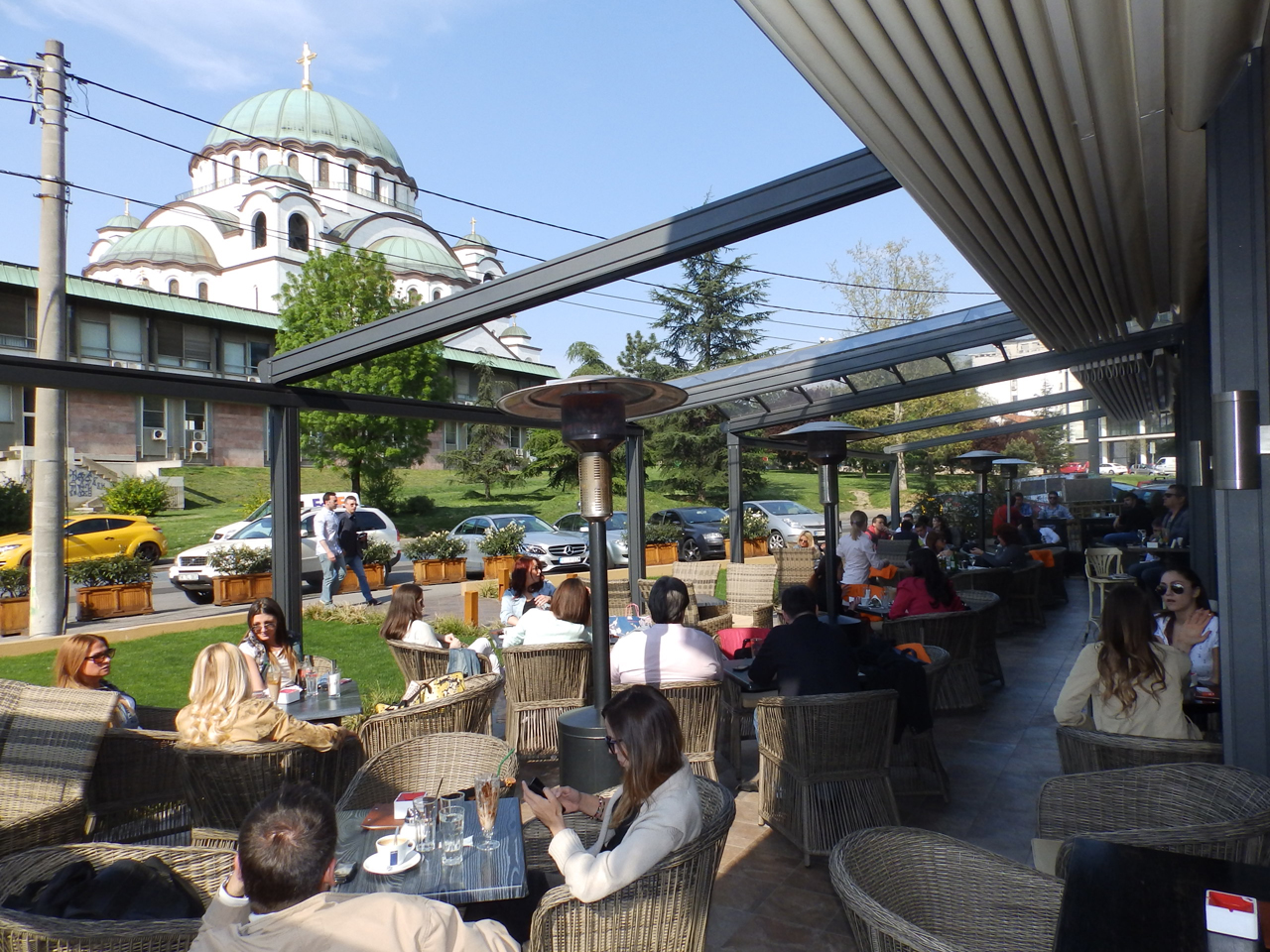 CEGER KAFE Bars and night-clubs Beograd