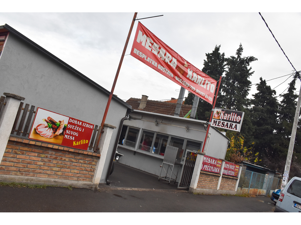 KARLITO Butchers, meat products Beograd
