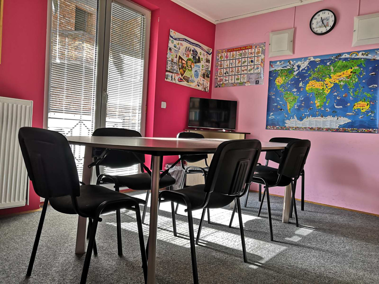 CENTRE FOR ENGLISH LANGUAGE FELICITY Foreign languages schools Beograd