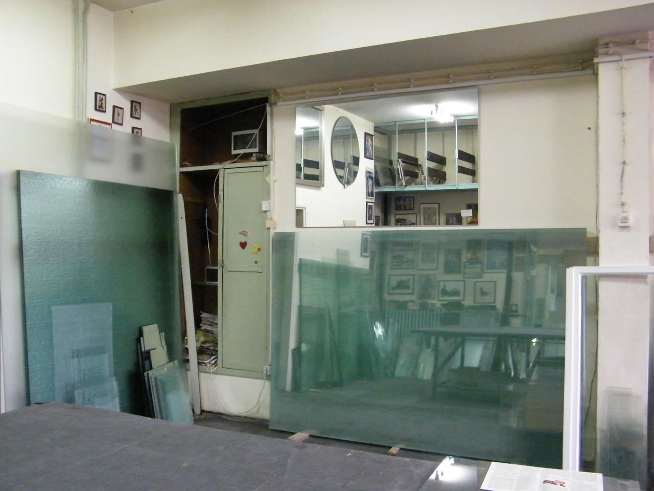 13 STAKLOPAN PLUS Glass, glass-cutters Beograd