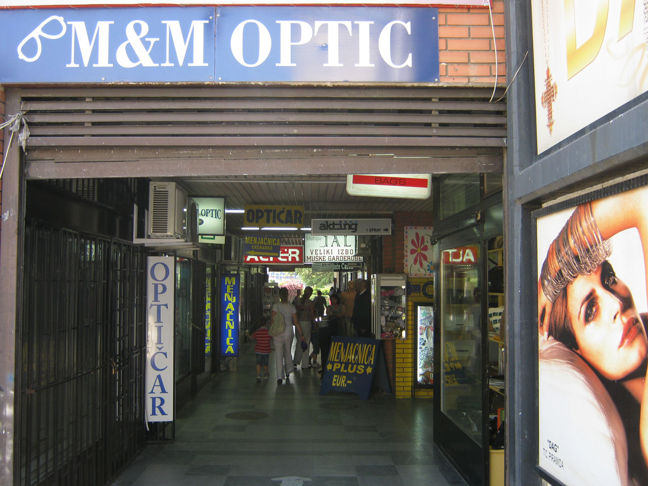M&M OPTIC Optics Beograd