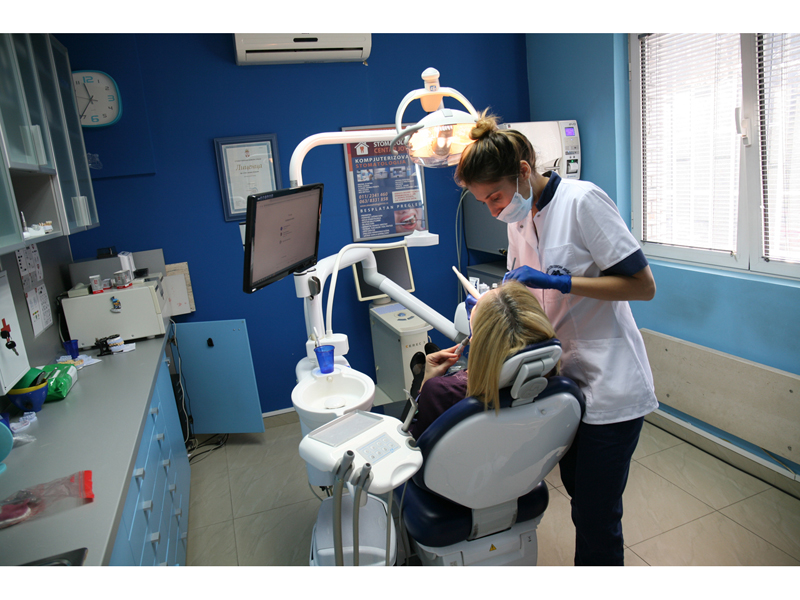 DENTAL CENTER JOVSIC Dental surgery Beograd