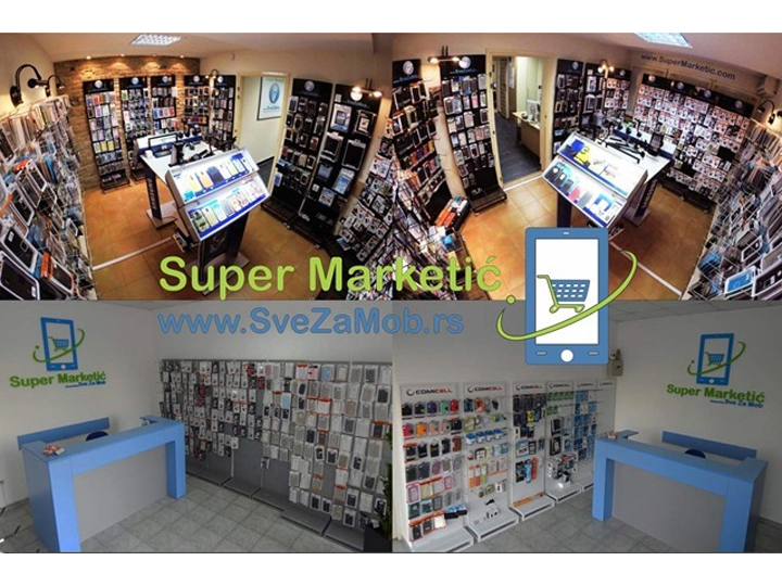 EVERYTHING FOR THE MOBILE - SUPER MARKETIC - EQUIPMENT FOR TABLETS Telephones, telephone services Beograd