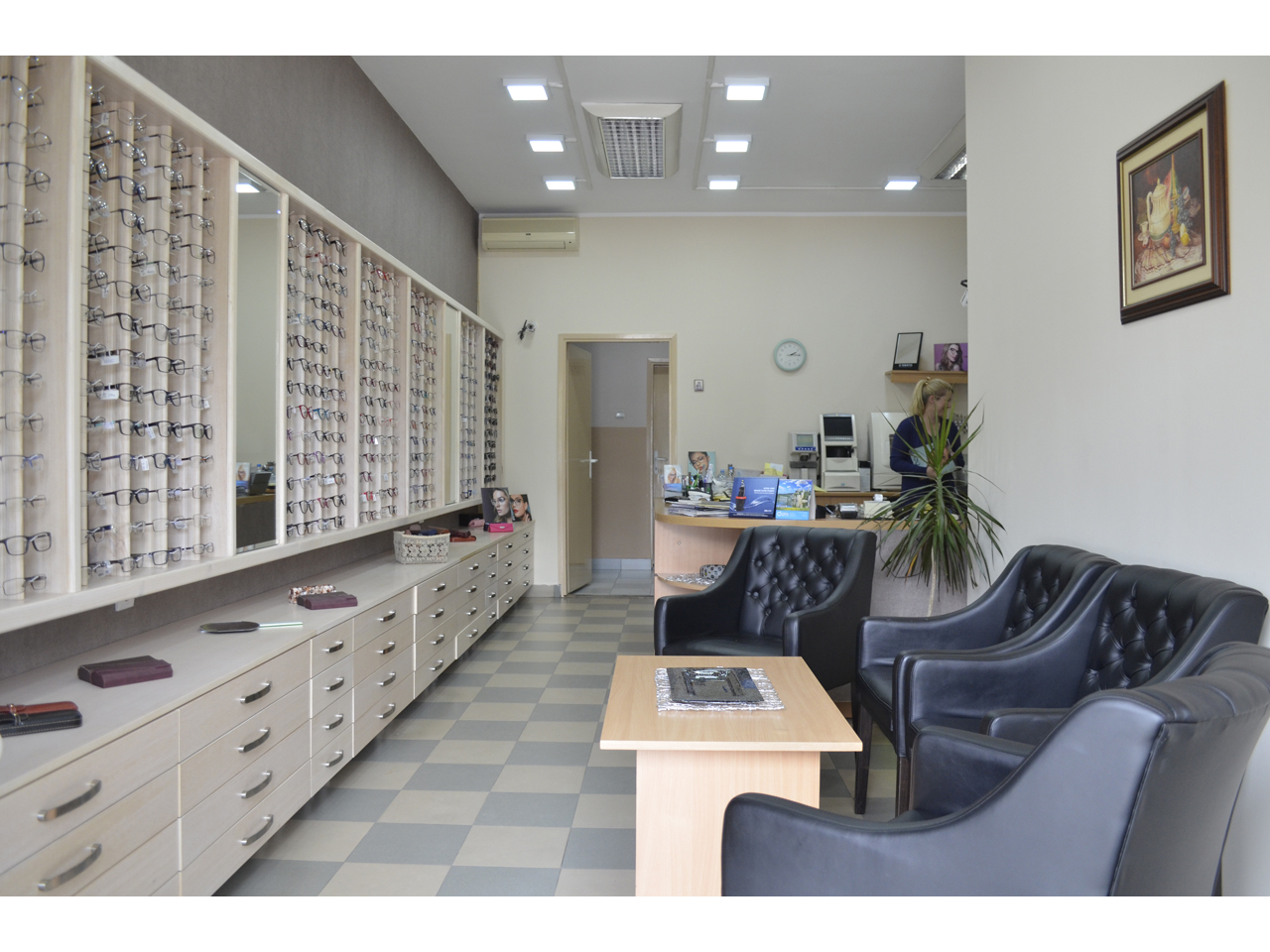 OPTIC VINOPTIC Optics Beograd