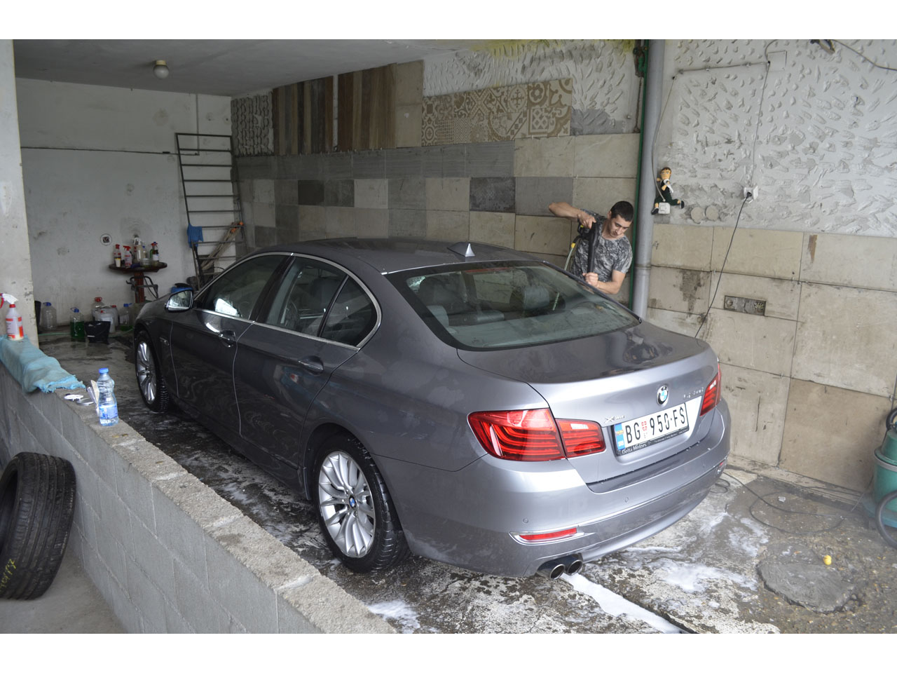 TIRE REPAIR DRAGAN Tire repair Beograd