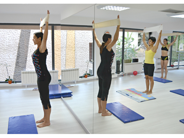 FEEL PILATES STUDIO Gyms, fitness Beograd