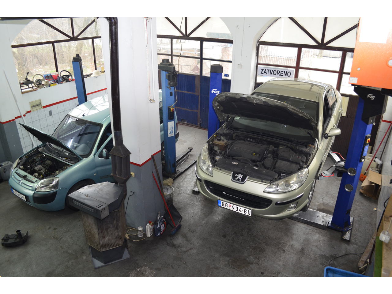 Euro Car Car Alarm Systems 2a Majevicka St Zemun Belgrade