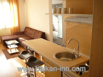 APARTMANI BALKAN-INN Accommodation, room renting Beograd