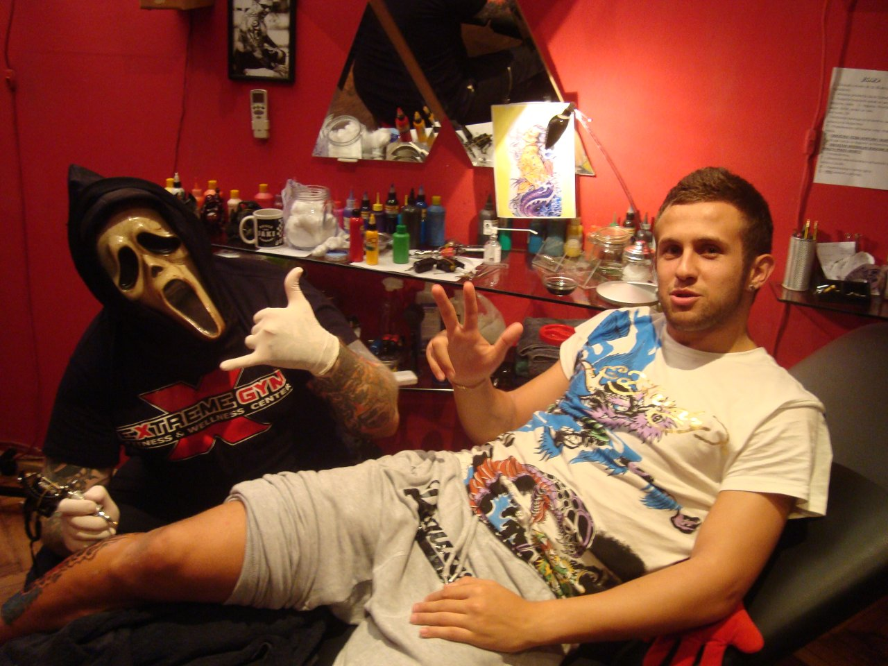 BOBB MASTER - TATTOO HOUSE Tattoo, piercing Beograd