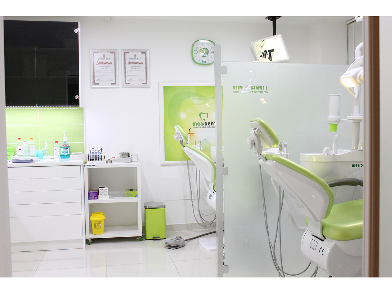 MEADENT Dental orthotics Beograd