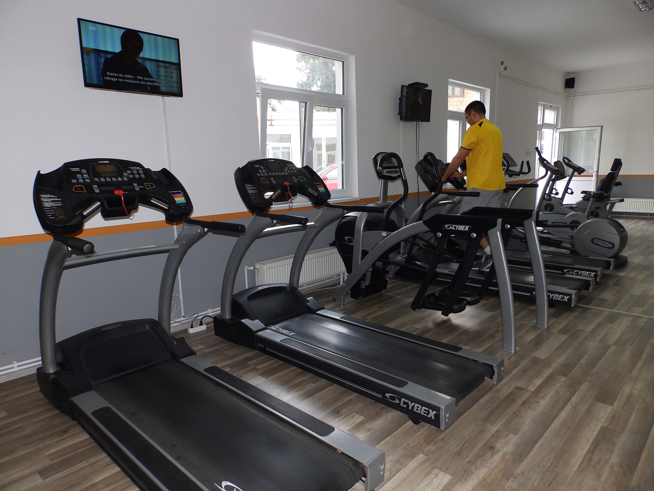 FITNESS CLUB GOLIATH Gyms, fitness Beograd