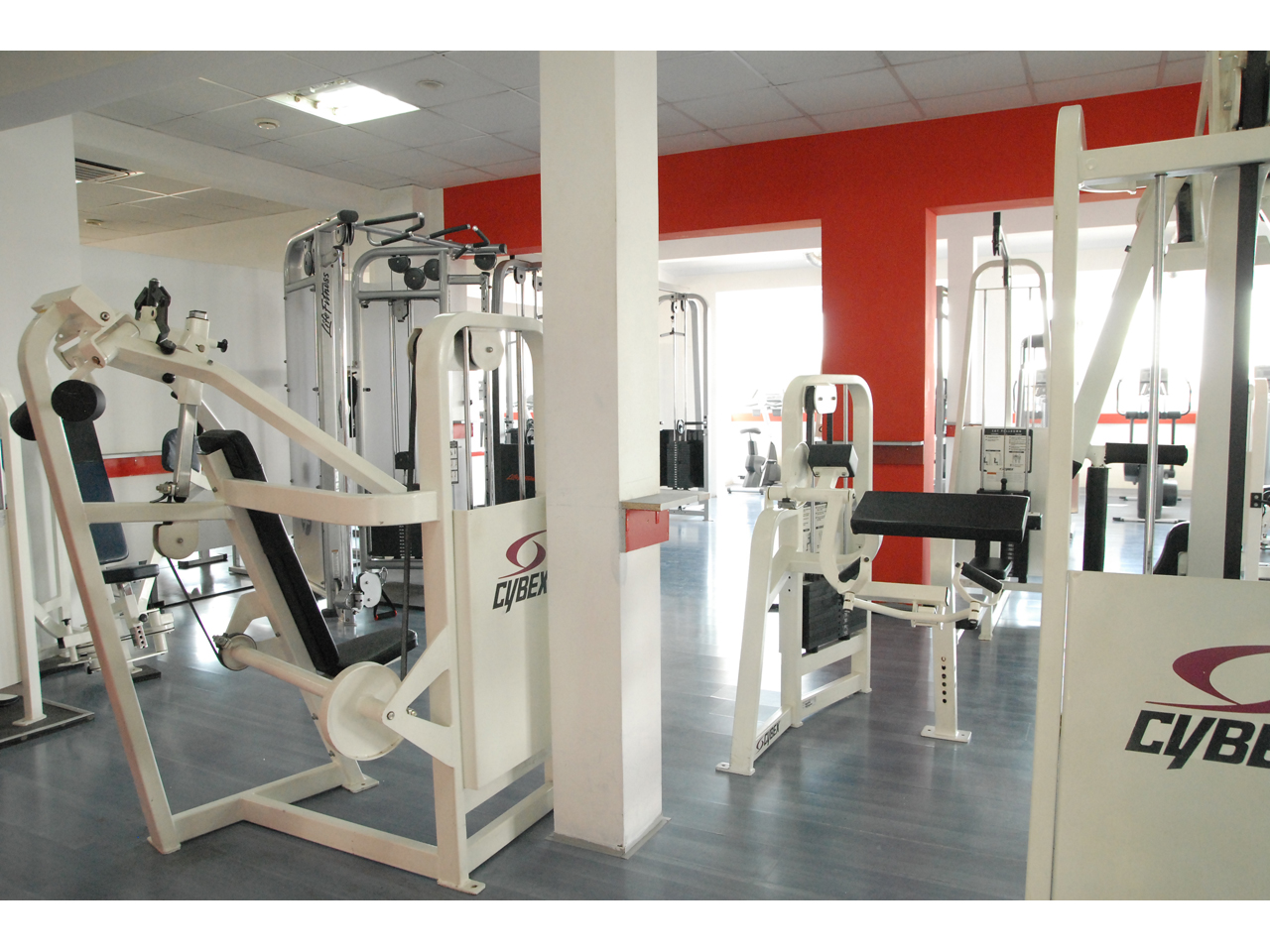 FITNESS CENTER TOP FORM Gyms, fitness Beograd