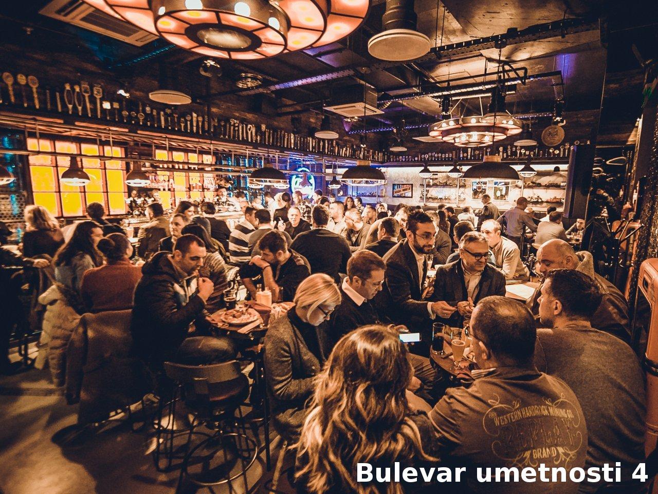 mapa beograda bulevar umetnosti PIVNICA PIVO I KOBAJA | Pivo i kobaje Beograd, Pivnica Vračar Pab  mapa beograda bulevar umetnosti
