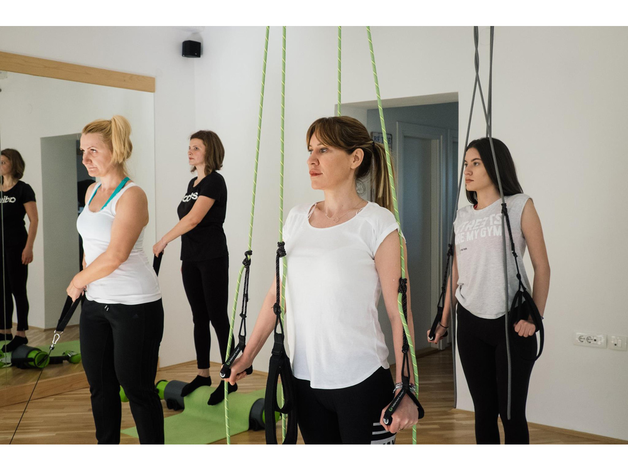 LIKE PILATES Gyms, fitness Beograd