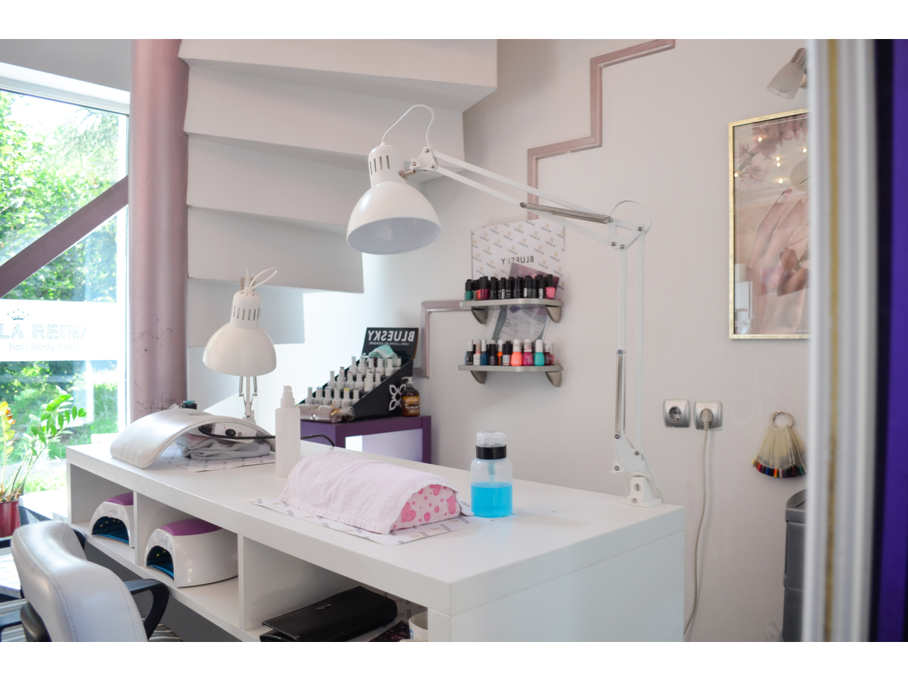 BEAUTY SALON LA REINA Manicures, pedicurists Beograd