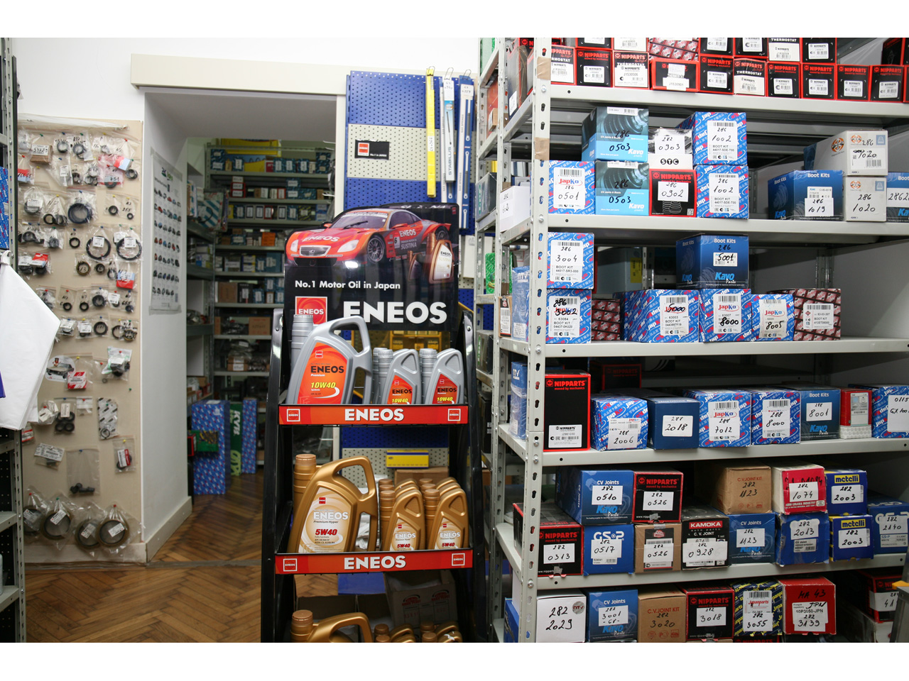 A - AUTO PARTS FOR JAPANESE CARS STRAHINJA Replacement parts Beograd