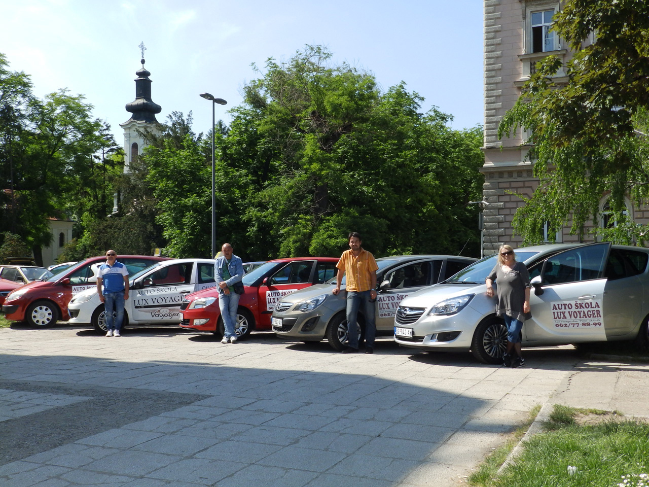 LUX VOYAGER Driving schools Beograd