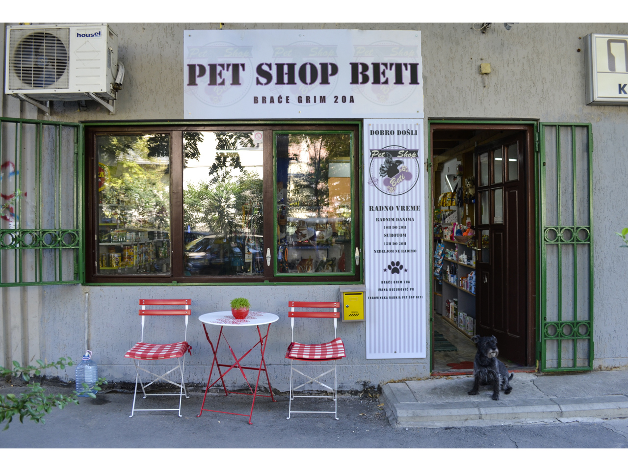 PET SHOP BETI Aquarium shops Beograd