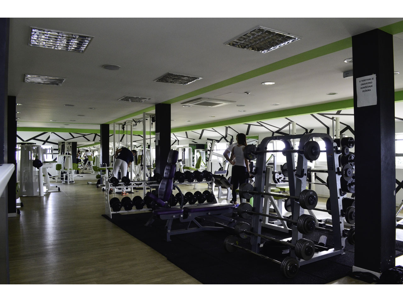 GREEN FITNESS Gyms, fitness Beograd