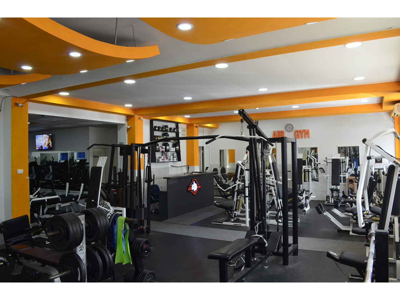 AIR GYM Gyms, fitness Beograd