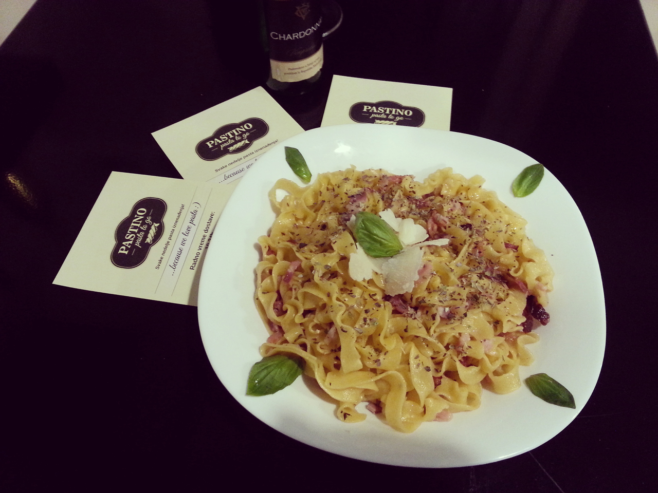 Fast Food Pasta Beograd