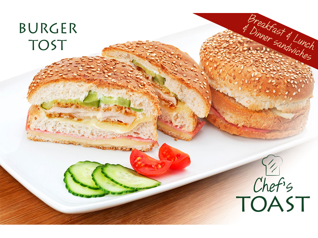 CHEFS TOAST - SANDWICH SHOP Fast food Beograd