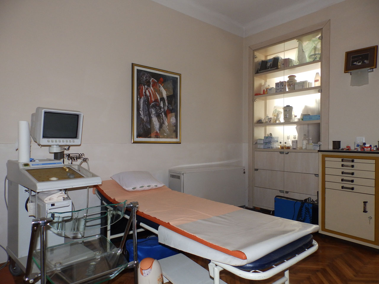PLAVEC MEDICAL OFFICE FOR LUNG DISEASE Doctor Beograd