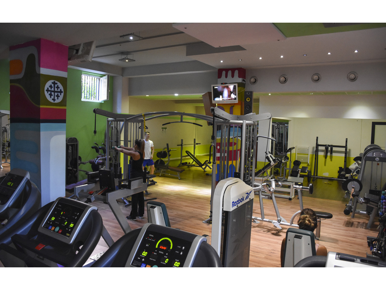 GOOD LIFE FITNES Gyms, fitness Beograd