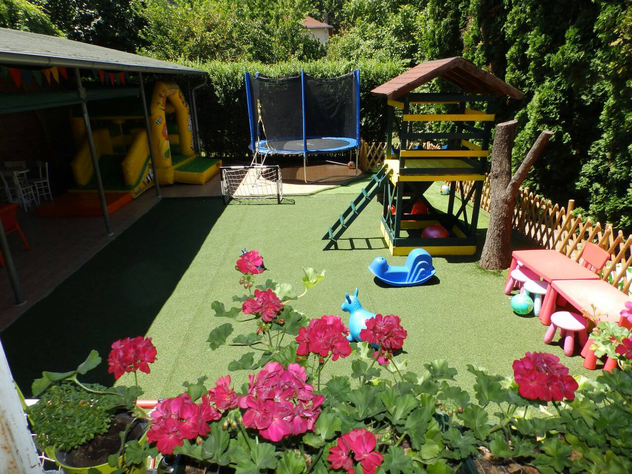 KIDS PLAYGROUND MACKICE Kids birthdays Beograd