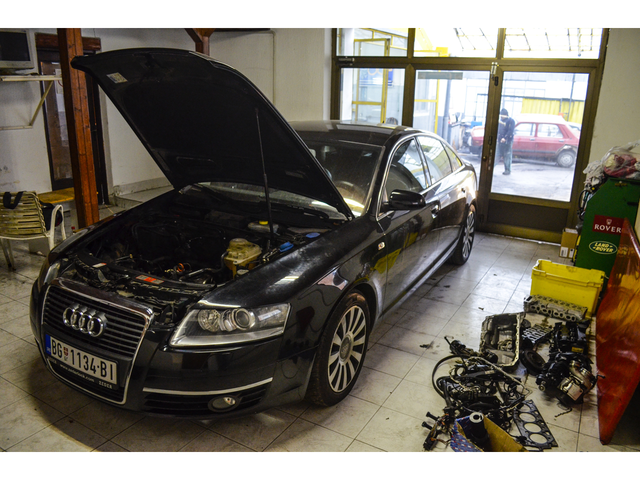 AUTO SERVIS M POWER Mechanics Beograd