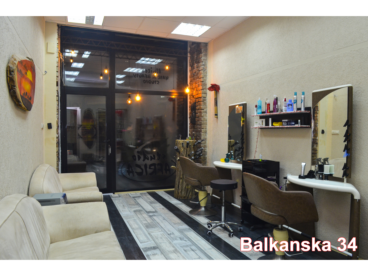 AFRICA HAIR BEAUTY STUDIO Hairdressers Beograd