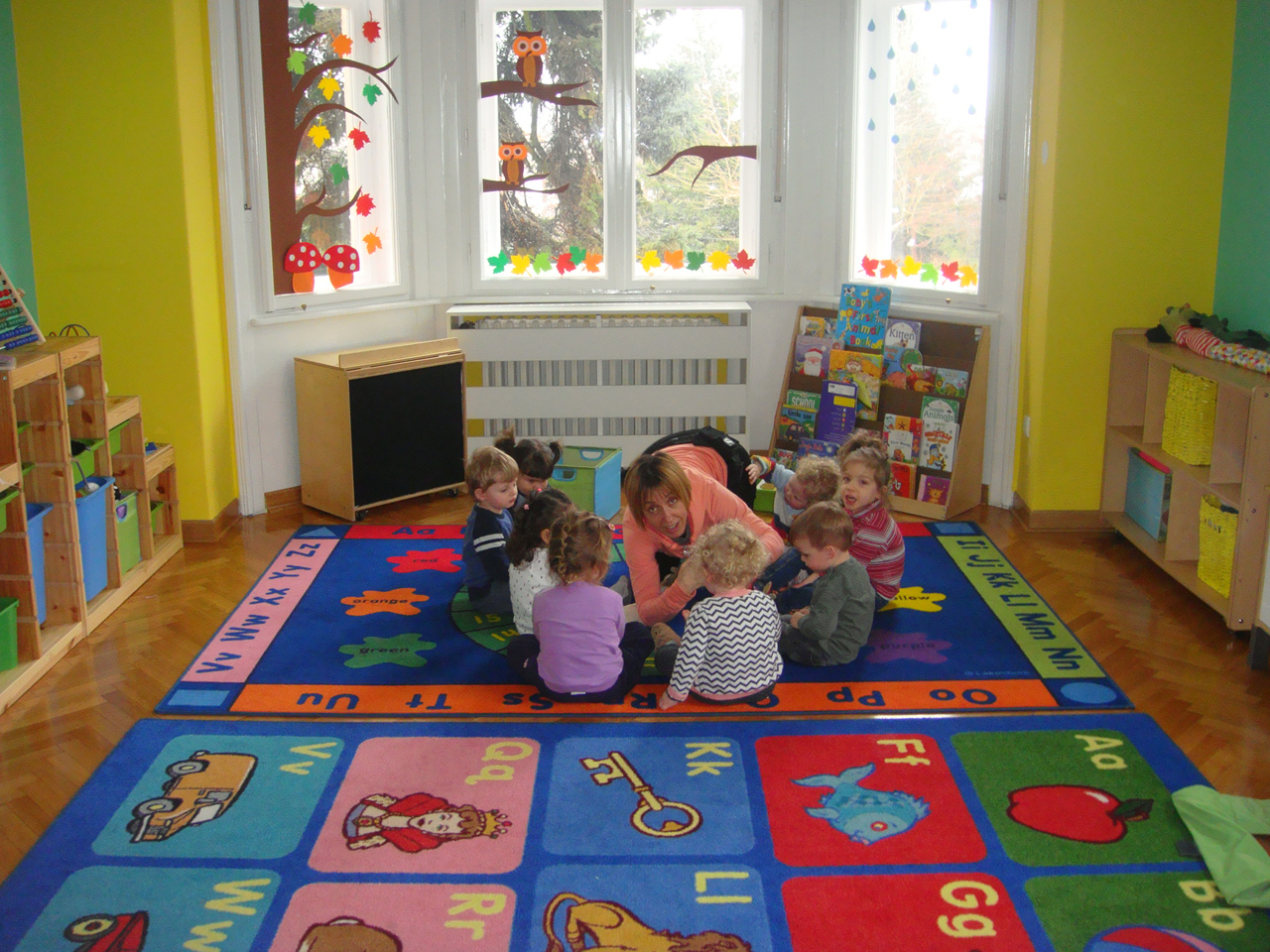 INTERNACIONALNI VRTIĆ PLAY LEARN GROW Kindergartens Beograd