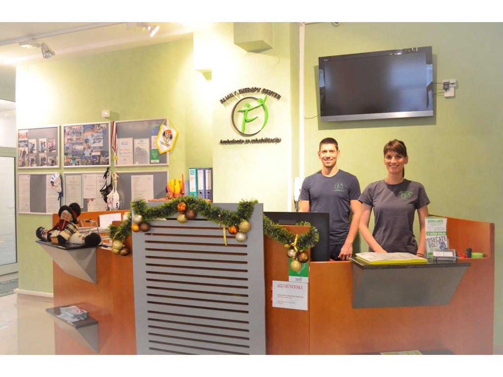 AMBULANTA ZA FIZIKALNU MEDICINU FAMILY THERAPY CENTER Fizikalna medicina Beograd