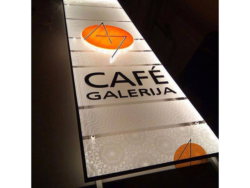A7 CAFFE GALERY Galleries Beograd