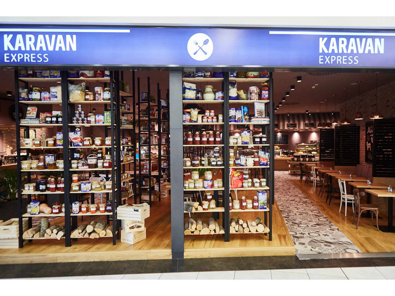 KARAVAN EXPRESS International cuisine Beograd