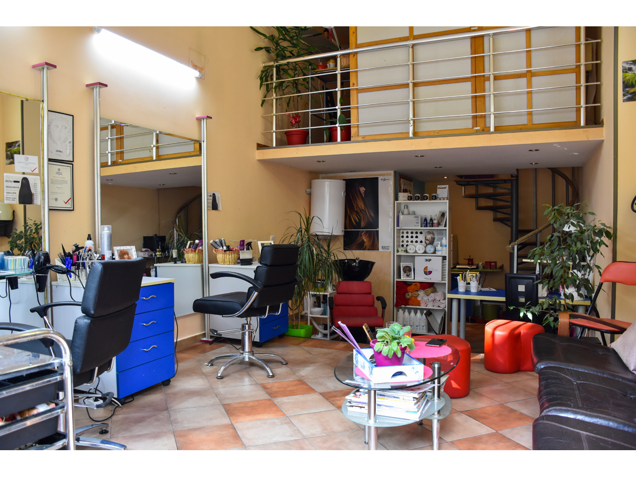 HAIR BEAUTY SALON FRIK 1 Hairdressers Beograd