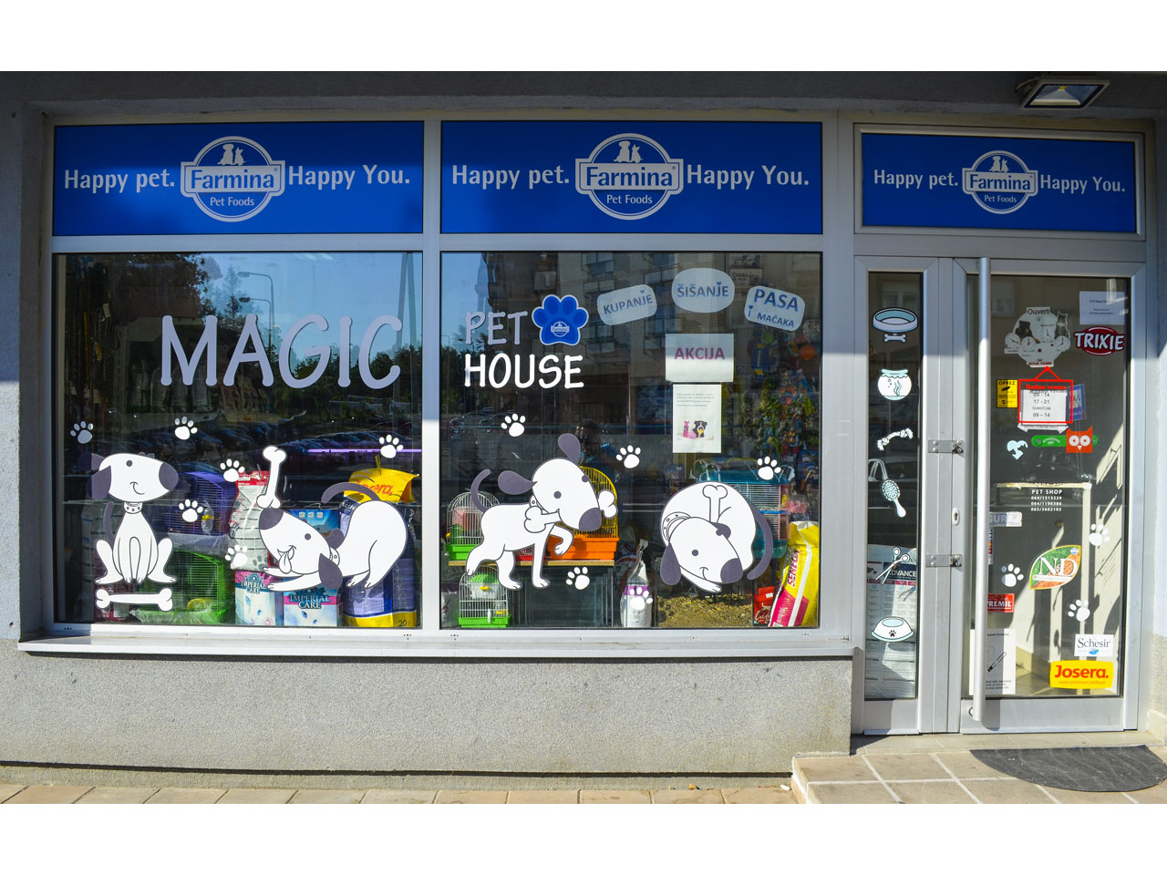 PET HOUSE MAGIC Pets, pet shop Beograd