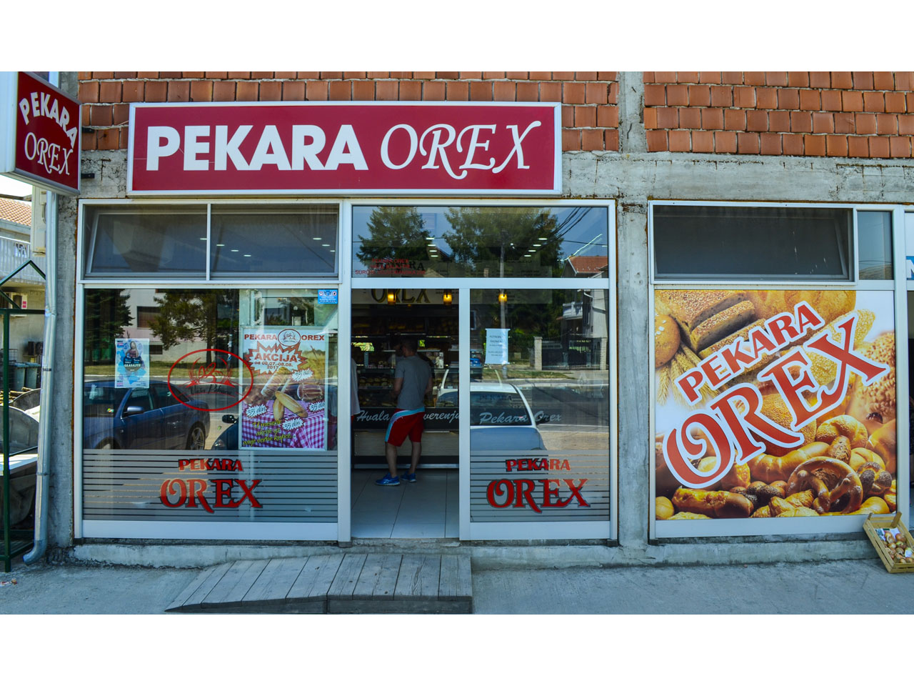 PEKARA OREX Bakeries, bakery equipment Beograd